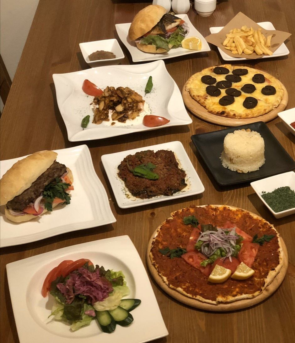 Uber eats & DiDi food delivery services start