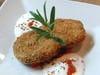 野菜のコロッケPANELi PATATES KOFTE(korokke)