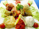 前菜の盛り合わせ(6種類)MEZE