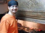 料理は全てトルコ人シェフの手作りです