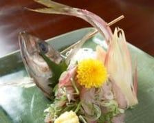 お客様にうまい魚を食べてもらいたい