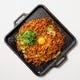 特注太麺の「極〆そば」