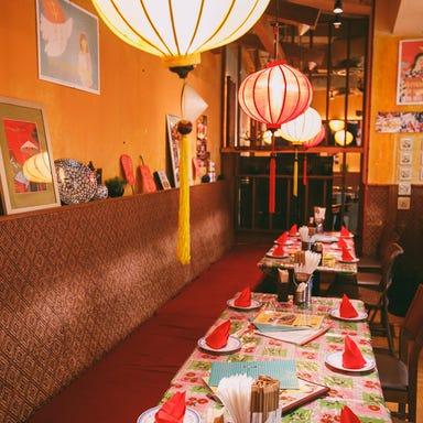 KHANHのベトナムキッチン 銀座999  店内の画像