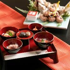 お食い初め膳 2,200円(税込)