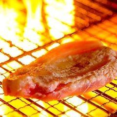 過去最高の豚肉 『うれうれ豚の厚切りステーキ』