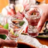 日本酒は蔵元から直送されることも