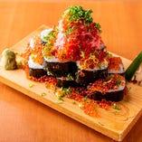 海福名物!こぼれ寿司