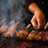 串焼き師が日々挑み続ける串メニューを存分に味わってください!