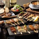 串料理から逸品まで豊富にご用意◎どれも絶品です!