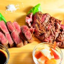 肉食系の方必見♪『肉だけSET全5種900g(2名様~)』お1人様4400円相当のお肉が→3300円♪