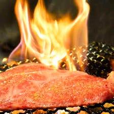 2H[飲放]付き『グリルSumitoko極上コース』全ての肉が『特選』『極上』全8品⇒7000円