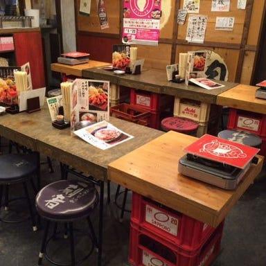 芝浦食肉 大森店 店内の画像
