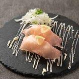 肉寿司(生ハム)