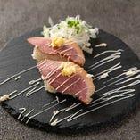 肉寿司(鴨)