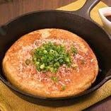 鉄板山芋チーズ焼き