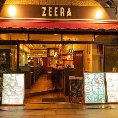 スパイス トラットリア ZEERA(ジーラ) 九段下店