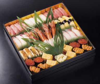 魚がし日本一 大手町グランキューブ店 こだわりの画像