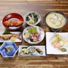 【料理】岡山の地物を中心とした料理
