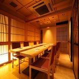 3階 テーブル個室