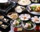 夏季限定 鱧(ハモ)料理 コースで5,065円~