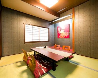 朝びき焼鳥 大人の個室 鳥庄  店内の画像