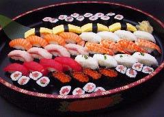 【上】寿司