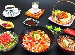 【限定15食】お昼の海鮮ばらちらし御膳