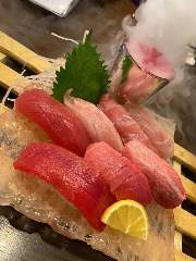 寿司ダイニング まぐろや石亭