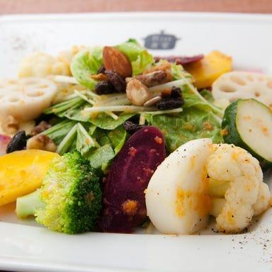 GRILL & オーガニックレストラン Bio食堂 メニューの画像