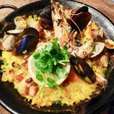 本格スペイン料理を贅沢に堪能する