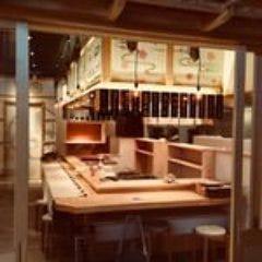 富山総曲輪 肉寿司  店内の画像