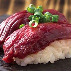 富山総曲輪 肉寿司