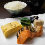 産直旬魚の焼物 または 揚げ物(フライ/天ぷら)
