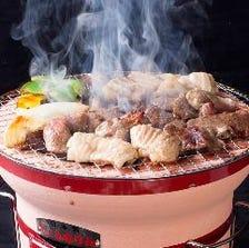 北海道を味わうジンギスカン食べ放題