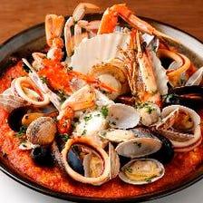 【漁港直送】地中海を感じさせる料理