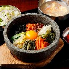 本格韓国料理をリーズナブルに堪能!