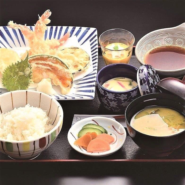 <御膳・定食ランチ>旬を味わうお食事