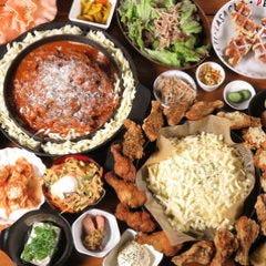 韓国肉バル×食べ放題専門店 アンニョン なんば店