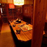 お集まりにぴったりなテーブル席(12名様まで)
