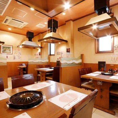 東京飯店 豊玉店 店内の画像
