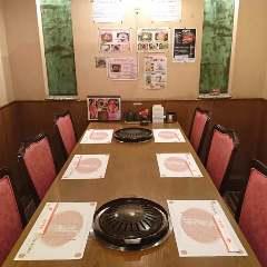東京飯店 豊玉店