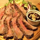 牛サーロインステーキ
