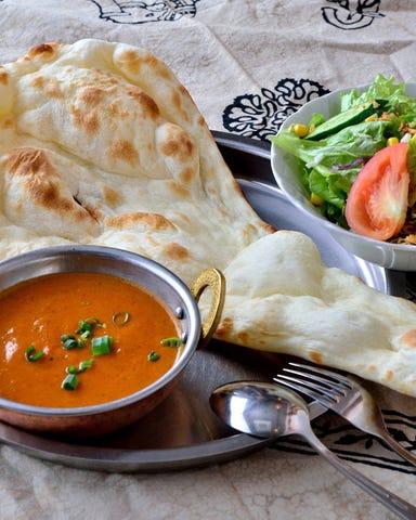 インドレストラン ガンジス あべのキューズタウン店 メニューの画像