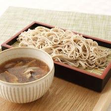 日本三大そば「戸隠そば」食べれます