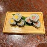 【お子様メニュー】お子様まき寿司♪