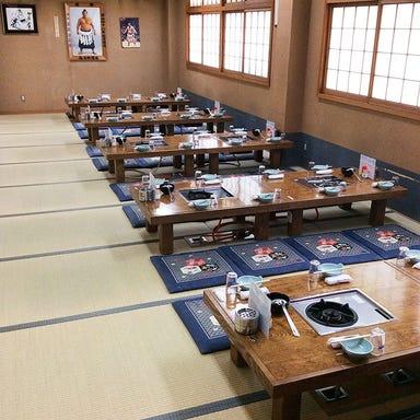 相撲料理 浜力  店内の画像