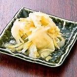素材の味を楽しむ「セロリガリ」【新鮮食材】