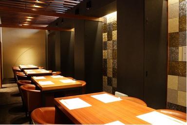 白浜 kappou kawanishi  店内の画像