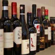 京都の地酒やワインと共に・・