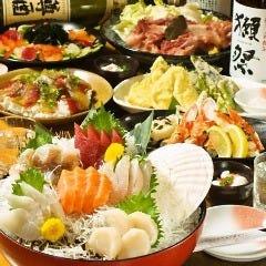 海鮮浜焼き 海鮮料理 豊丸水産 佐野南口店